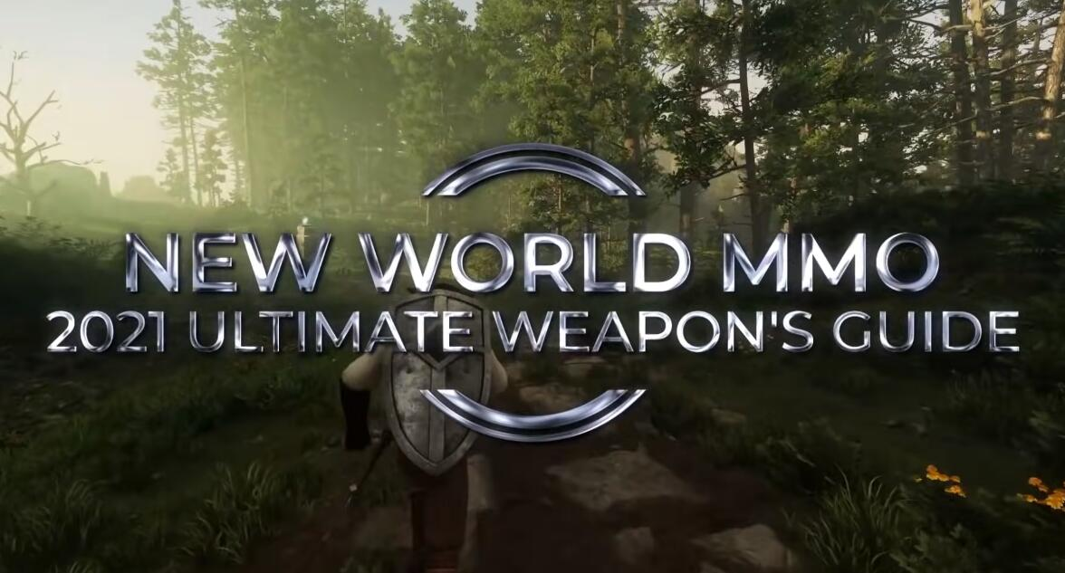 MMO New World Character development, Guides, and Special events