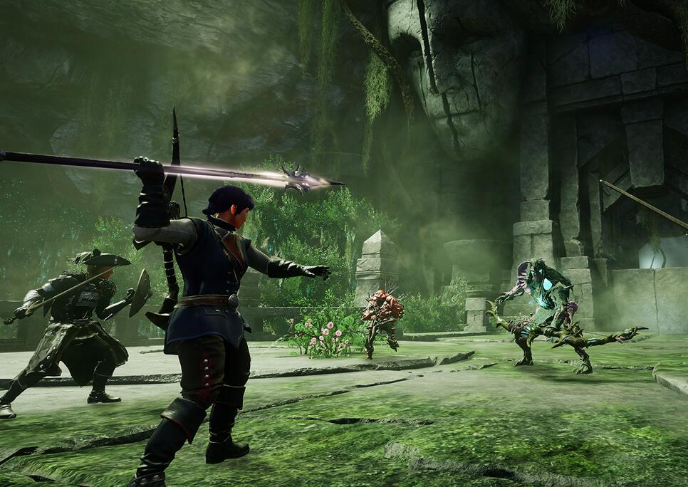 What FAQ you should know before entering the New World Closed beta?
